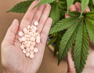таблетка марихуана