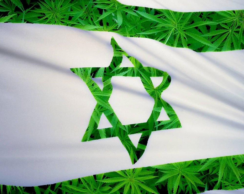 Легализация каннабиса в Израиле